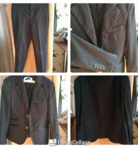 Брюки, рубашки, пиджак