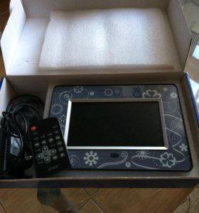 Цифровая фоторамка BBK LF705D
