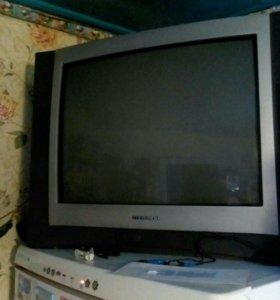 Телевозор горизонт простой