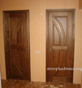Установка дверей,замков и т.п.