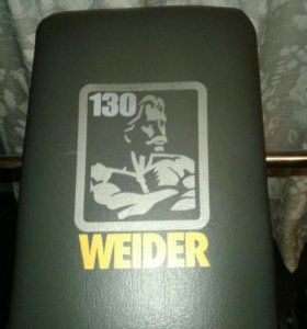 Cкамья для жима weider 130