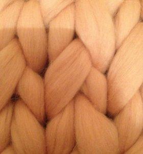 Продам плед из мериносовой шерсти