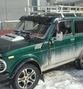 ВАЗ (Lada) 4x4, 1981