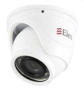 Хорошая камера видеонаблюдения ELEX VDF3