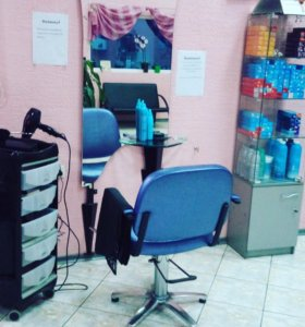 Работа парикмахерам