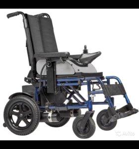 Коляска инвалидная ortonica pulse 120