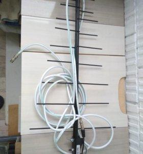 Усилитель антенны и приемник цифр. ТВ mdi DBR-701