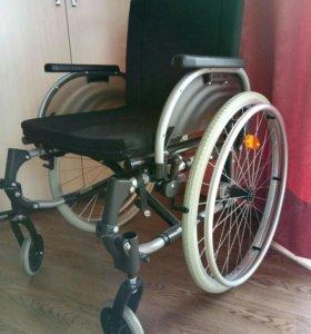 Инвалидная коляска Ottobock, макс.нагрузка 125 кг