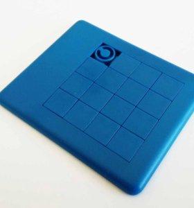 Головоломка «Пятнашки» (арт. 629202) т.синий цвет