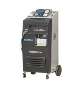 Установка для заправки кондеев NORDBERG NF22L