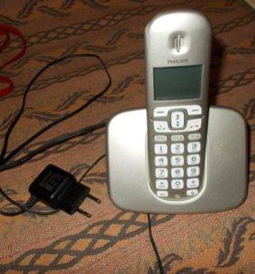 Радиотелефон Philips xl 390