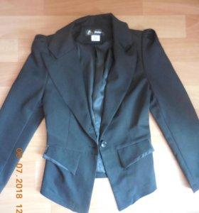 Пиджак для девочки, 22 раз.