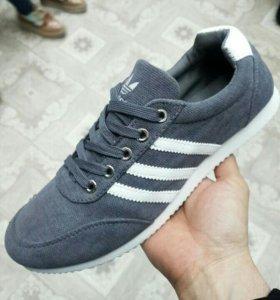 Кроссовки, кеды adidas новые