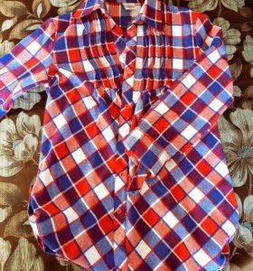 Новая рубашка для беременной