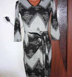 Новое платье на 10-12 лет для девочки