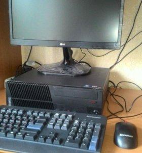 Компьютер в заводской комплектации