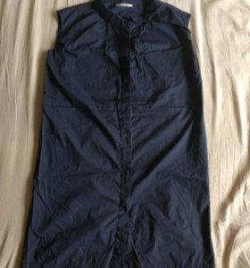 Дизайнерское платье- халат JNBY.