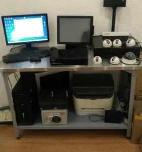 Оборудование для кафе, ресторана, столовой