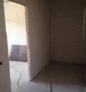 Квартира, свободная планировка, 39.7 м²