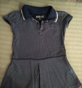Платье-поло Глория джинс