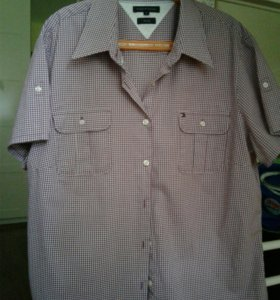 Рубашка Tommy Hilfiger (44-46).