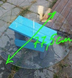 Столешницы стеклянные