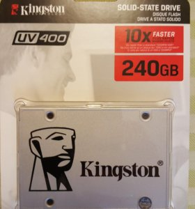 "Kingston SSD 2.5"""" UV400 240GB"