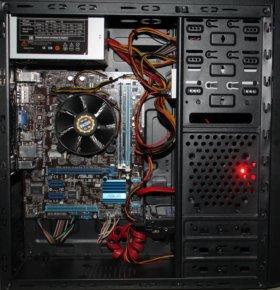 Системный блок на S1155 (апгрейд)