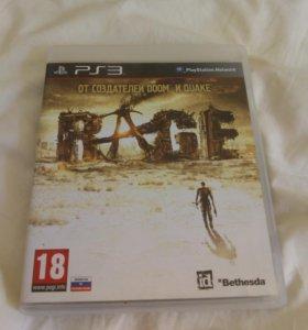 Игра RAGE для плейтейш 3