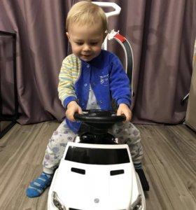 Новые детские толокары каталки машины