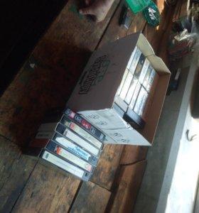 Аудио и видео кассеты