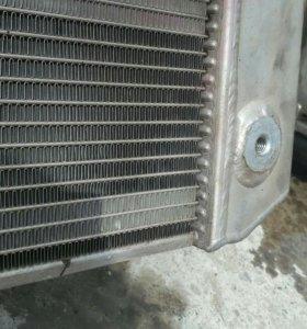 Ремонт радиаторов всех видов.