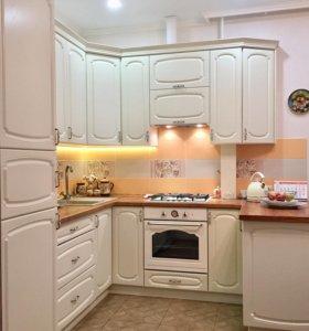 Кухня нео-классика