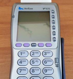 Терминал verifone vx670 (беспроводной)