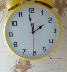 Часы, будильник