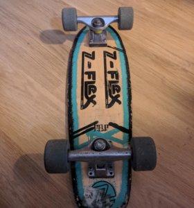 Скейтборд (лонгборд) Z-Flex Cruiser Classic SS18