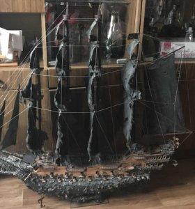 Призрачный корабль! Отличное украшение или подарок