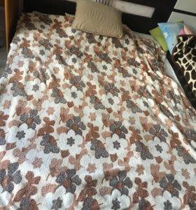Кровать с подъёмным механизмом 1.4*2.0