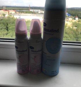 Menalind Professional, защитная пена для кожи.