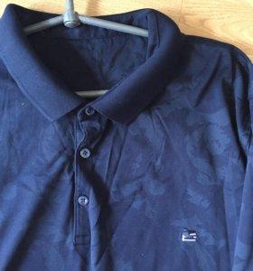 Рубашка поло 54 р.новая