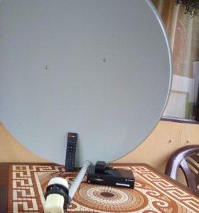 Продам HD-комплект телекарта