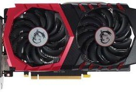 Msi GeForce gtx 1050ti gaming x4g