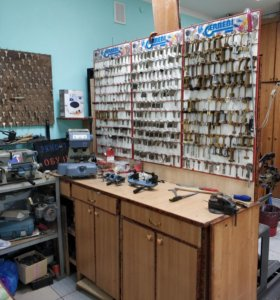 Мастерская металлоремонт и ремонт обуви