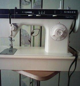 новая швейная машина ZINGER