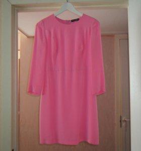 Новое шелковое платье Dolce Gabbana