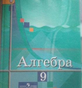Учебник по алгебре автор: Ю.М.Колягин