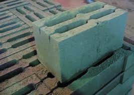 Шлакоблоки, Арболитовые блоки