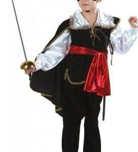 Карнавальный костюм Зорро, размер 28