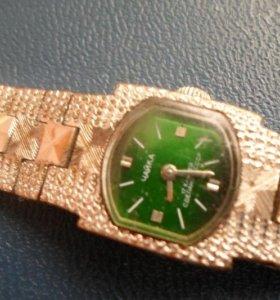 Часы СССР Чайка Механические Женские 17 камней
