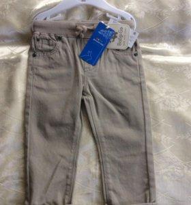 Новые джинсы 86 р